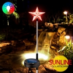 Solar- Decolight Stern 2er Set